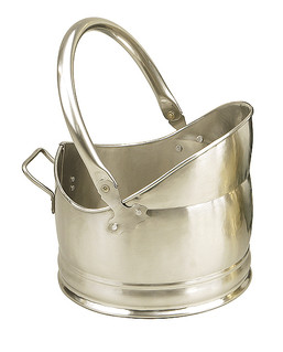 Coal Bucket Clandon Pewter