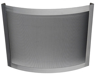 Fire Guard Crescent Silver