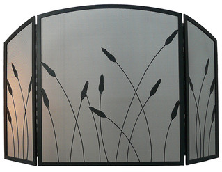 Fire Screen Bullrush